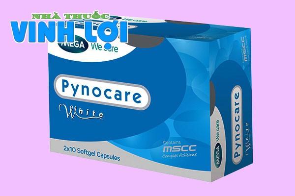 Pynocare White 2X10