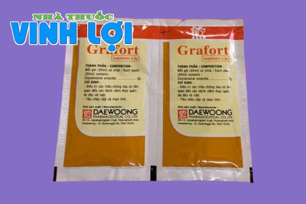 Gói thuốc Grafort