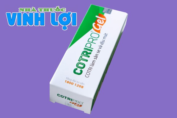 Cotripro Gel có hại không?