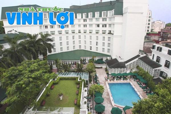 Khách sạn Metropole Hanoi có ghé tantra