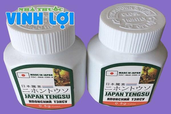 Thuốc Japan Tengsu có hại không?