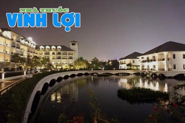 Khách sạn InterContinental Hanoi Westlake có ghế tình nhân
