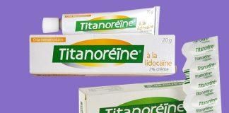 Thuốc trĩ Titanoreine