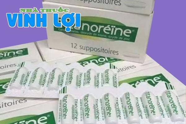 Thuốc đặt Titanoreine của Pháp có tác dụng phụ không?