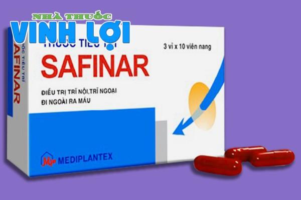 Safinar là thuốc gì?