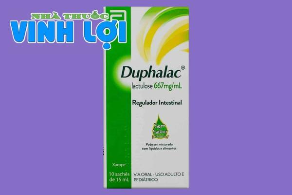 Cách xử lý khi quá liều Duphalac 15ml