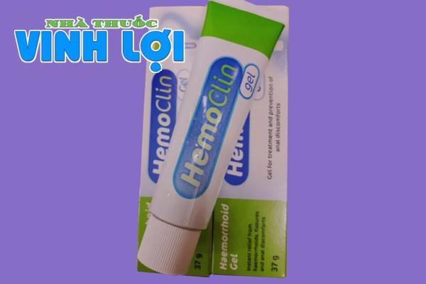 Công dụng của Kem bôi trĩ Hemoclin