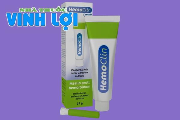 Hình ảnh Hemoclin Gel