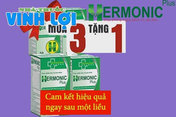 Hermonic giá bao nhiêu?