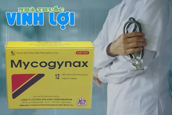 Thành phần Mycogynax