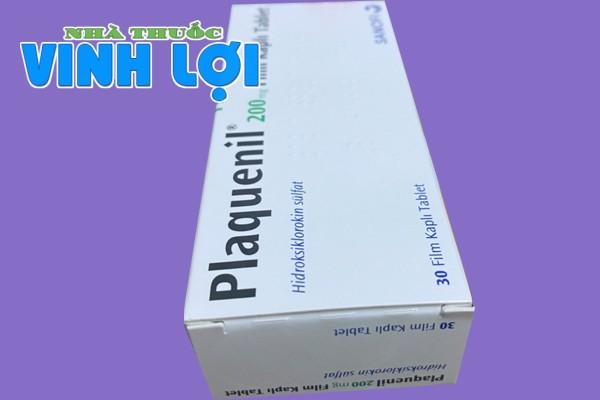 Cách bảo quản Thuốc Plaquenil 200mg