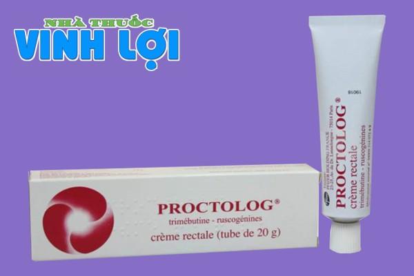 Thuốc bôi trĩ Proctolog có tác dụng phụ không?