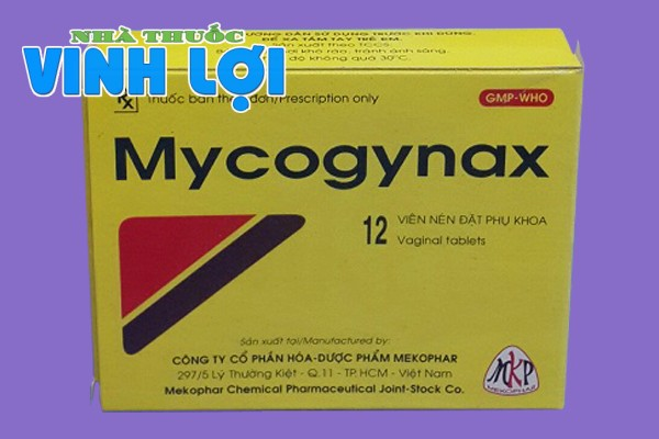 Thuốc Mycogynax có tác dụng gì?