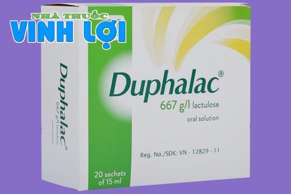 Duphalac dùng được cho những đối tượng nào?