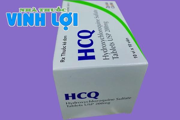 Thuốc HCQ 200mg có tốt không?