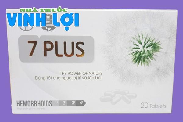 Siêu trĩ 7 Plus
