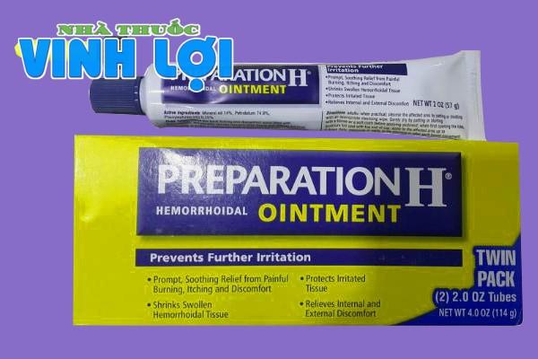Thuốc Preparation H