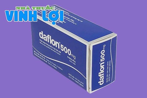Thuốc trị bệnh trĩ Daflon có tốt không?