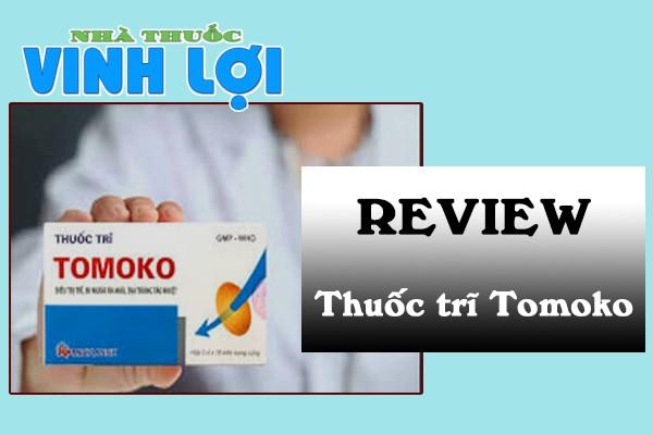 Review về thuốc Tomoko từ người dùng