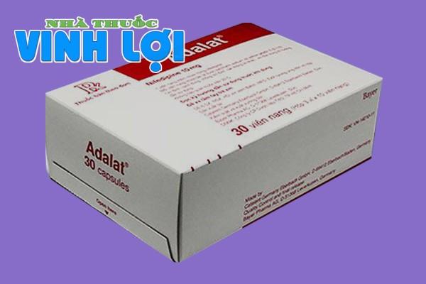 Thuốc Adalat có tương tác với những thuốc nào?