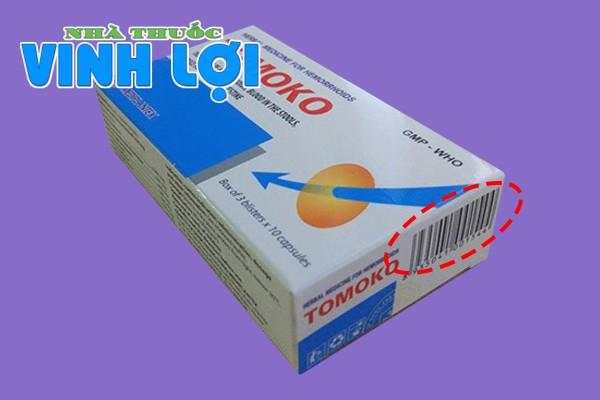 Phân biệt thuốc trĩ Tomoko chính hãng và giả