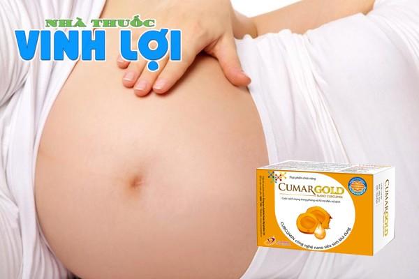Cumargold có được sử dụng cho phụ nữ có thai không?