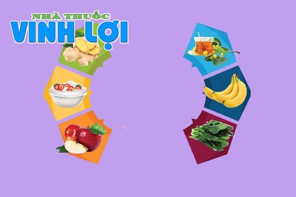 Chế độ ăn uống, dinh dưỡng phải hợp lý