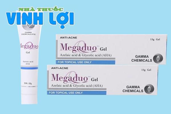 Cách sử dụng thuốc Megaduo Gel