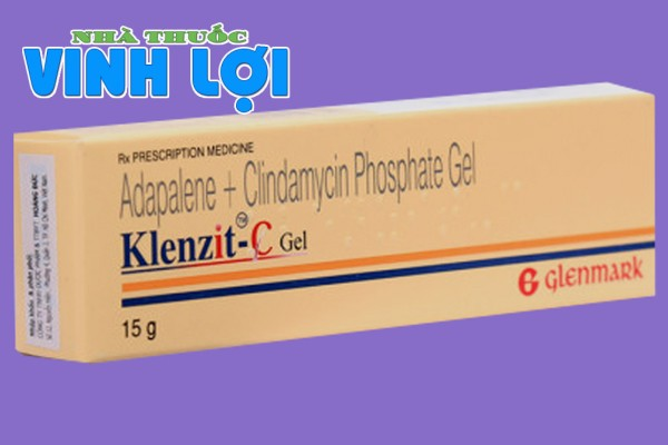 Thuốc Klenzit-C Gel