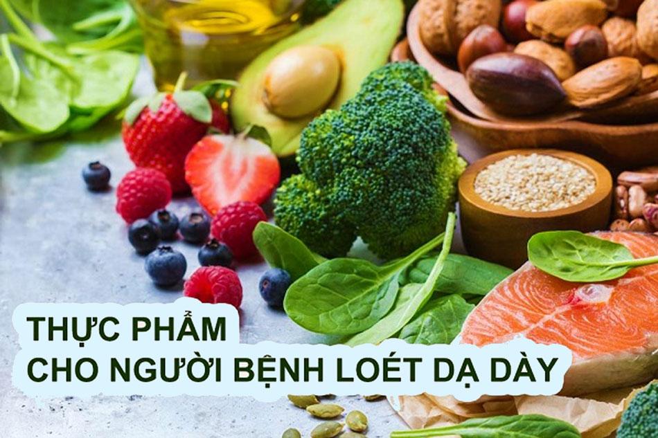 Lưu ý chế độ ăn uống, dinh dưỡng