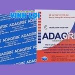 Hình ảnh thuốc cường dương Adagrin 50mg