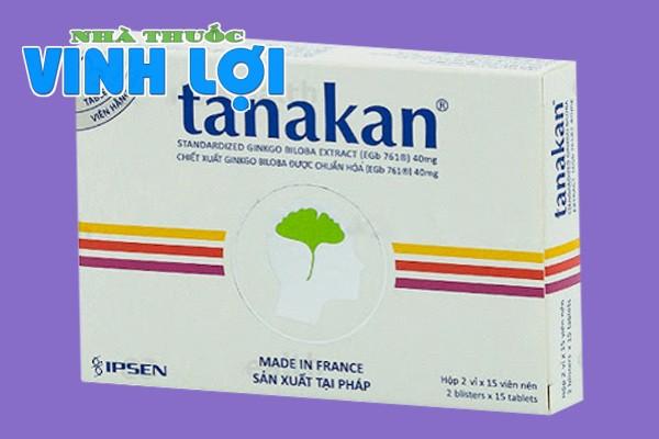 Tanakan của Pháp là thuốc hay thực phẩm chức năng?