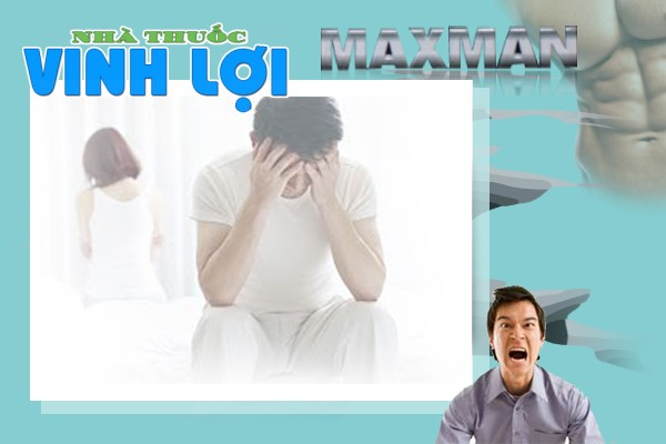 Thuốc Cường Dương Maxman có tác dụng giúp tăng cường sinh lý