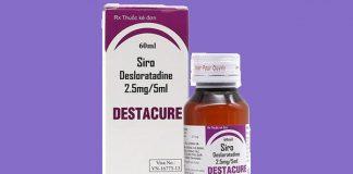 Hộp thuốc Destacure