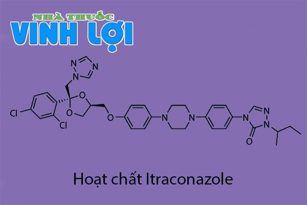 Tác dụng của Itraconazole