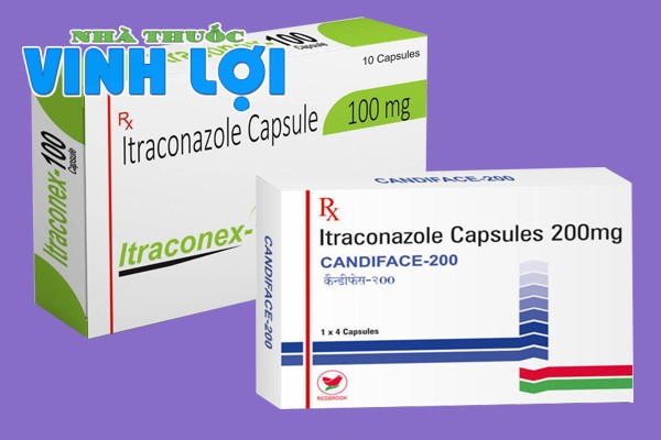 Giá thuốc Itraconazole