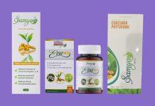 Combo các sản phẩm phụ khoa Samya