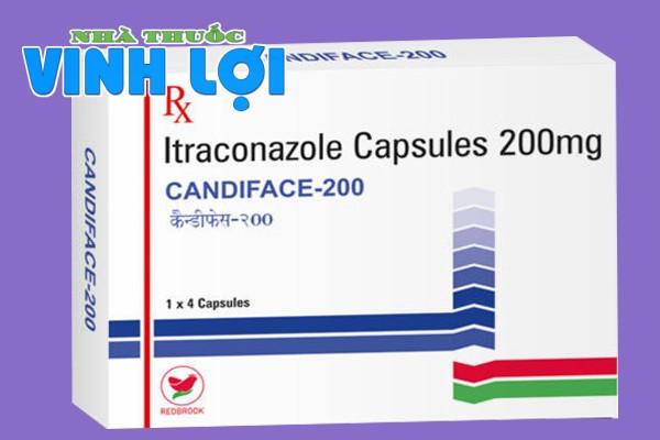Thuốc Itraconazole