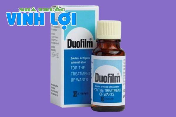 Thuốc Duofilm 15ml có tác dụng phụ không?