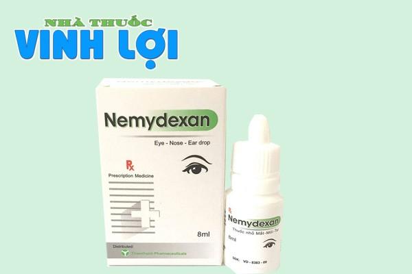 Thuốc nhỏ mũi Nemydexan 8ml