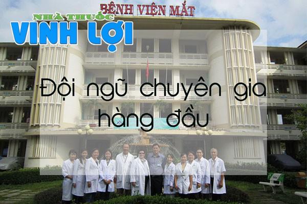 Bệnh viện mắt Điện Biên Phủ có tốt hay không?