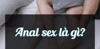 Anal Sex là gì?