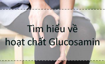 Hoạt chất Glucosamin là gì?