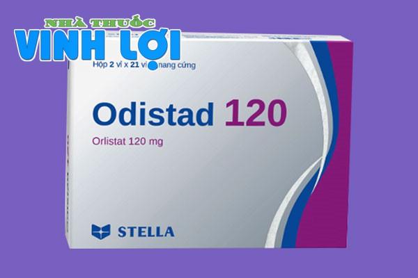 Odistad được sử dụng cho những người thừa cân béo phì mong muốn lấy lại vóc dáng mơ ước