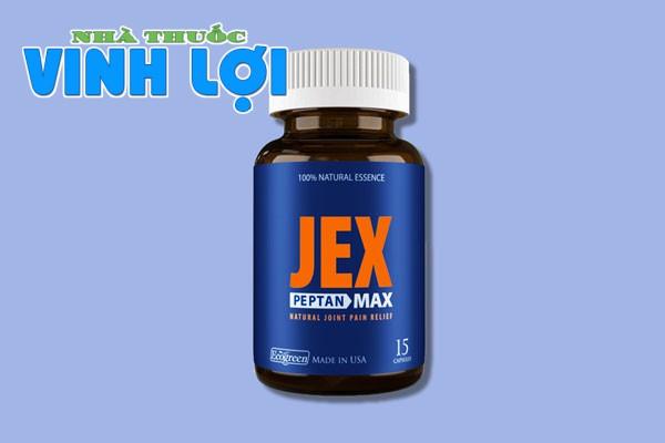 Jexmax được sản xuất tại Mỹ