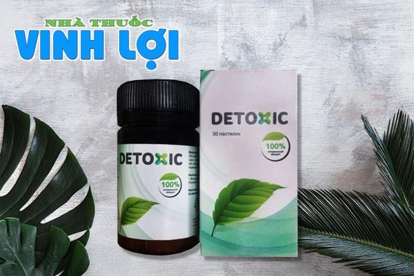 Thuốc Detoxic là gì?