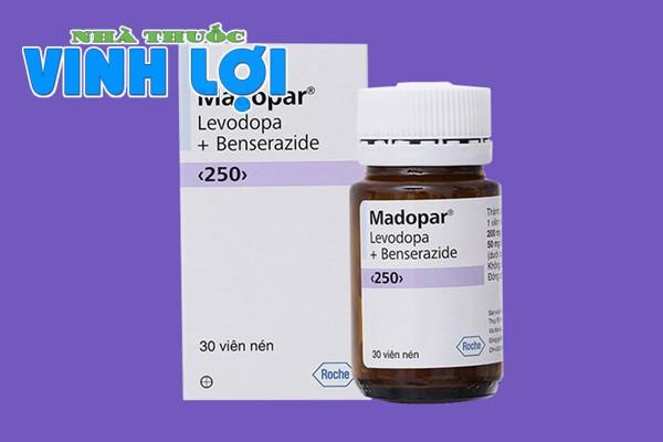 Thuốc Madopar 250mg