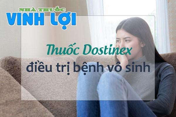 Công dụng của thuốc Dostinex 0,5mg
