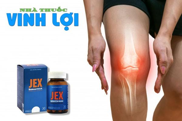Công dụng của Jex Max