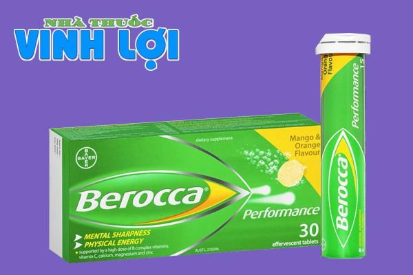 Thuốc Berocca